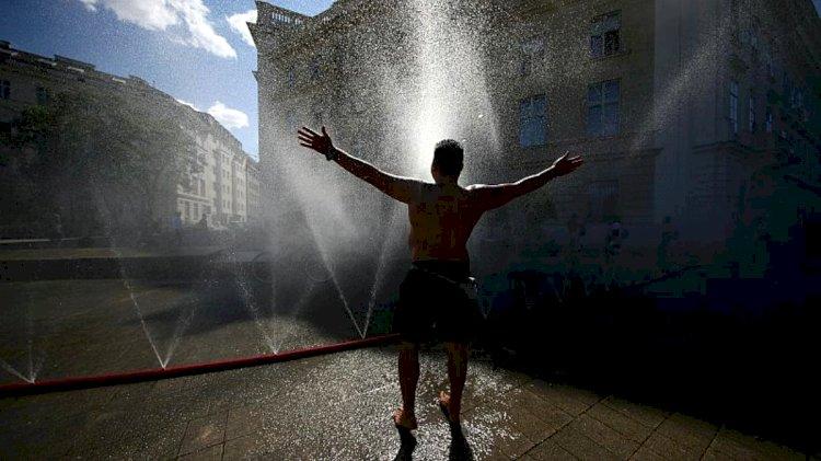 2019'da Avrupa'da Sıcaklık Rekoru Kırıldı
