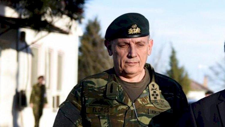 Yunanistan Genelkurmay Başkanı: Türkiye ile Ege'de yaşanacak bir 'kazanın' ciddi sonuçları olur