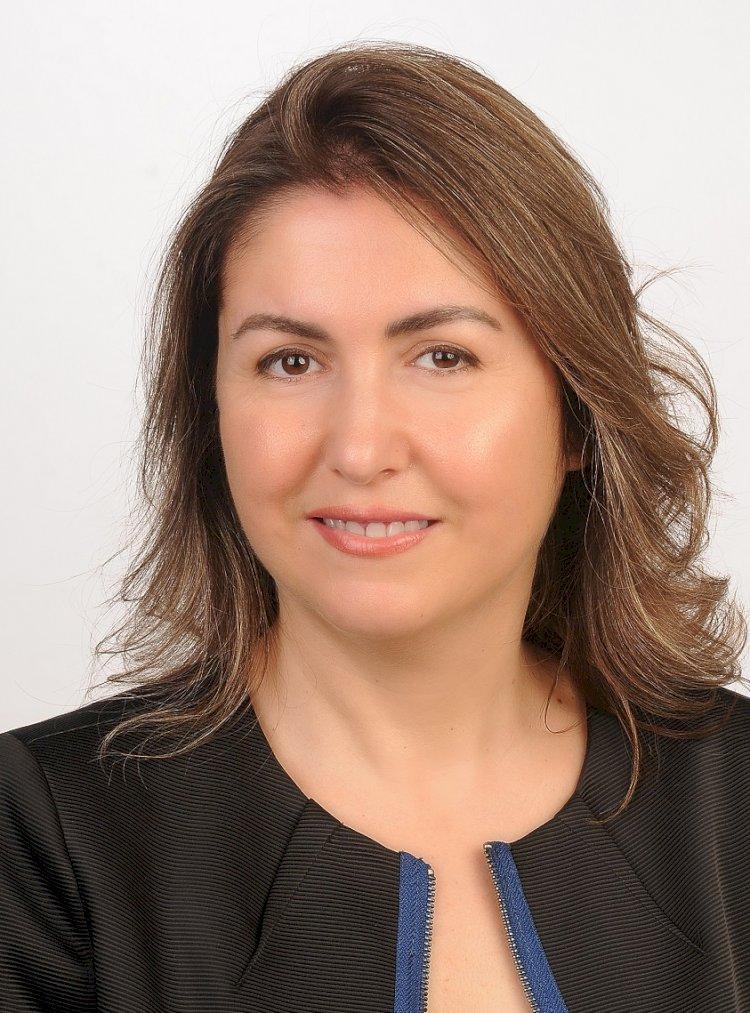 Ebru Ş. Akbudak Sözer, Hukuk, Patent, Uyum ve Veri Gizliliği Baş Müşaviri Türkiye ve İran Ülkeler Grubu olarak atandı.