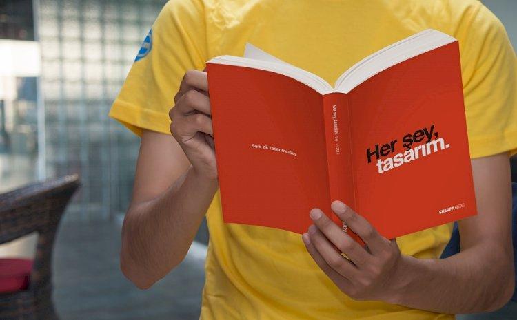 """Rekor Sürede Fonlanan """"Her şey, tasarım."""" Kitabı Okuyucusuyla Buluştu!"""