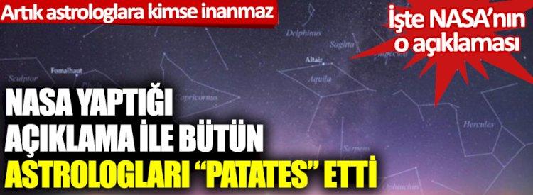 Artık astrologlara kimse inanmaz: