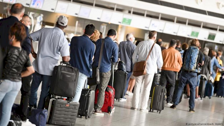 Almanya'dan İspanya için bölgesel seyahat uyarısı