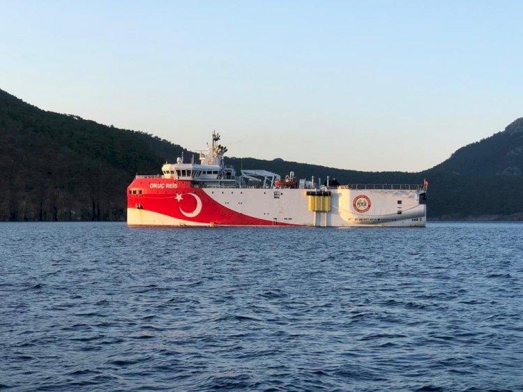 Türkiye Oruç Reis gemisi için yeniden Navtex ilan etti
