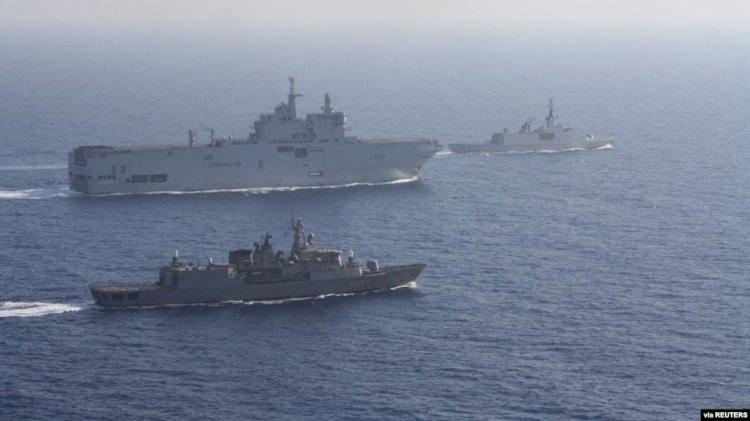 ''Fransa Doğu Akdeniz'de Hata Yapıyor''
