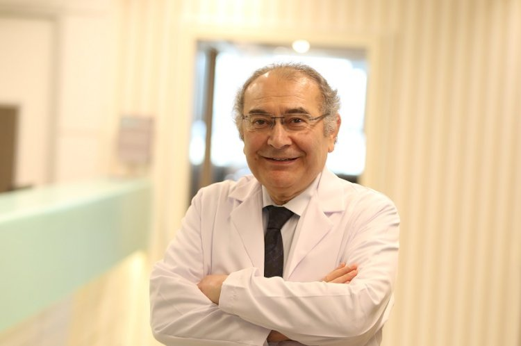 """Prof. Dr. Nevzat Tarhan: """"Öfkeli insan beynini devre dışı bırakıyor"""""""