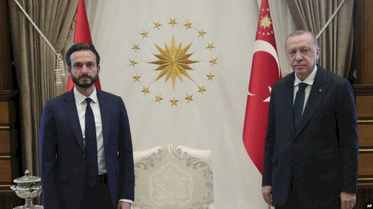 AİHM Başkanı Cumhurbaşkanı Erdoğan'la Görüştü
