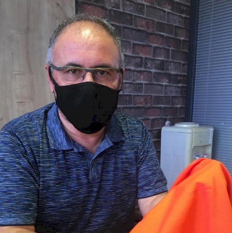 Covid 19 virüsünü yok eden kumaş Bursa'dan çıktı…