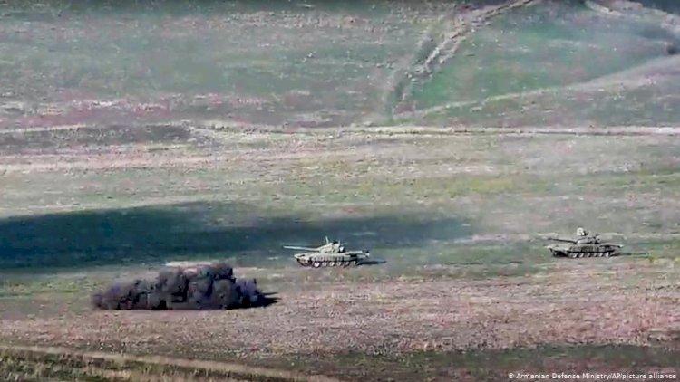 Dağlık Karabağ'da çatışma: