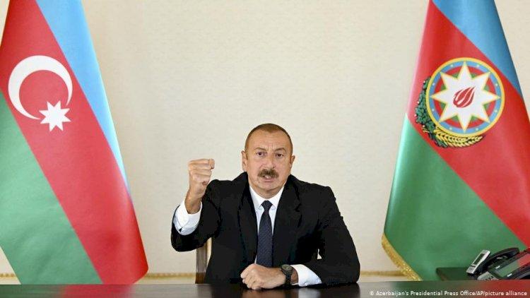 Aliyev'den Ermenistan'a gözdağı: Tamamını geri alırız
