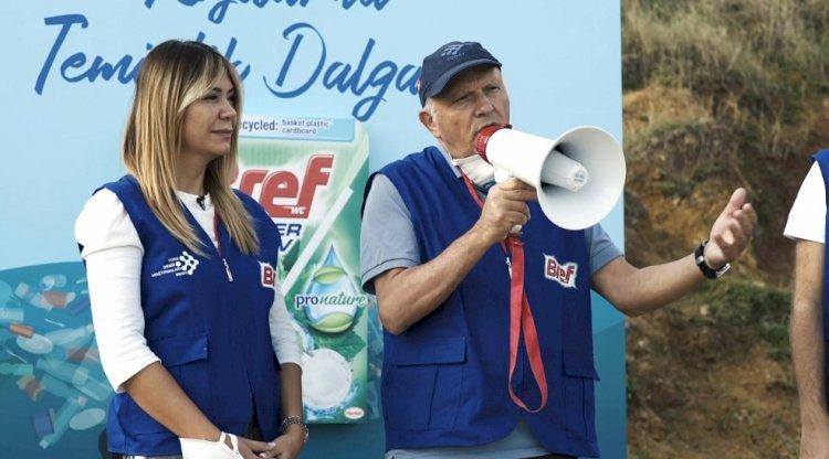 Bref, 'Kıyılarda Temizlik Dalgası' projesi ile Türkiye'nin kıyıları 2. kez hak ettiği temizliğe kavuştu!