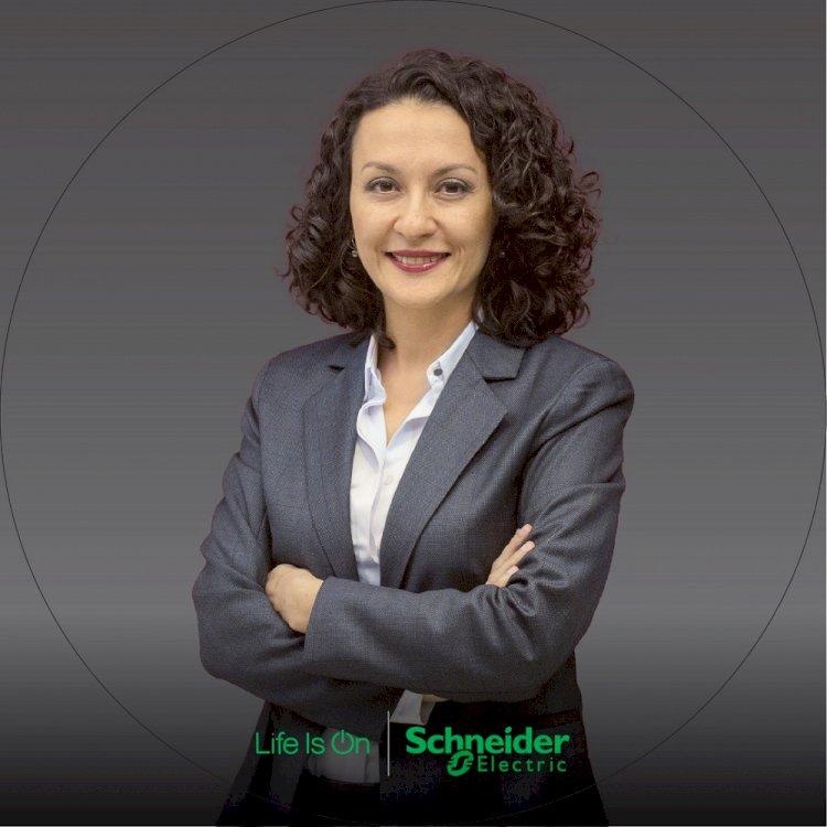 Güzide Bayram Tevattepe, Schneider Electric Manisa Fabrikası Müdürü Olarak Atandı