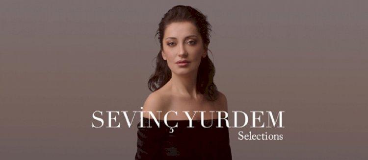 """Sevinç Yurdem'den 6 şarkılık bir caz albümü """"Selections"""""""