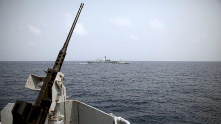 Nijerya açıklarında Türk gemisine saldırı