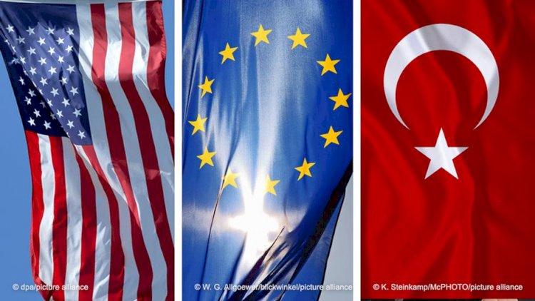 AB-ABD hattındaki Türkiye gündeminin şifreleri