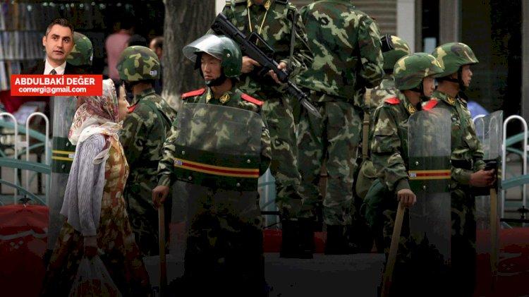 Doğu Türkistan, 'yenikonuş' dili ve 'kadınları özgürleştiriyoruz!'