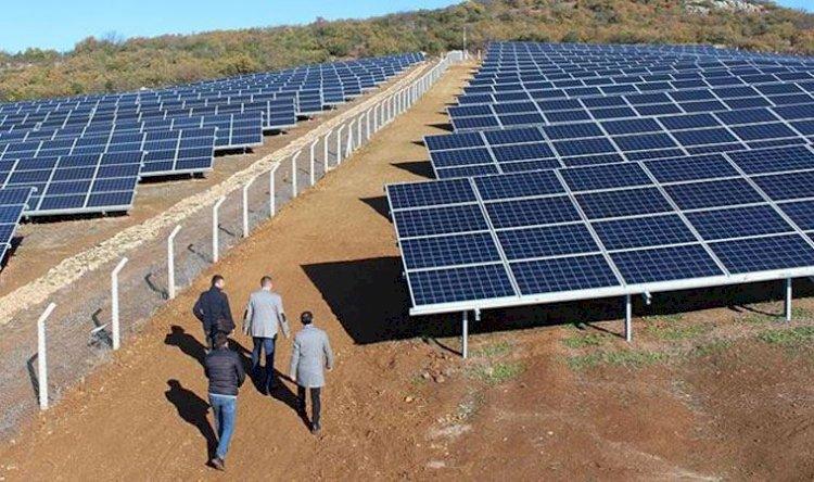 Kırşehir Belediyesi'nin Güneş Enerji Santralı faaliyete geçti