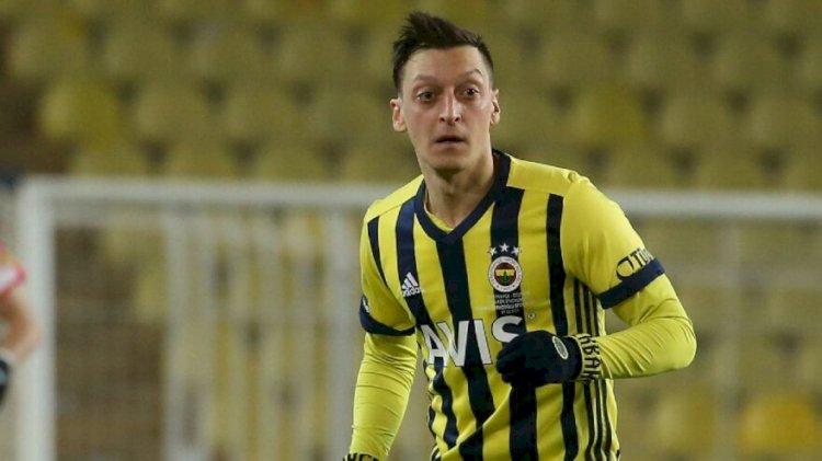 Mesut Özil Almanya'da gündem oldu… Fenerbahçe-Göztepe maçı öncesi…
