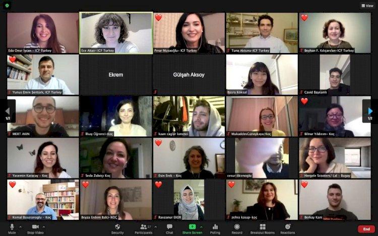 """ICF Türkiye Basın Bülteni: ICF Türkiye, """"Girişimcilik Haftası""""nı, genç girişimcilerle kutluyor"""