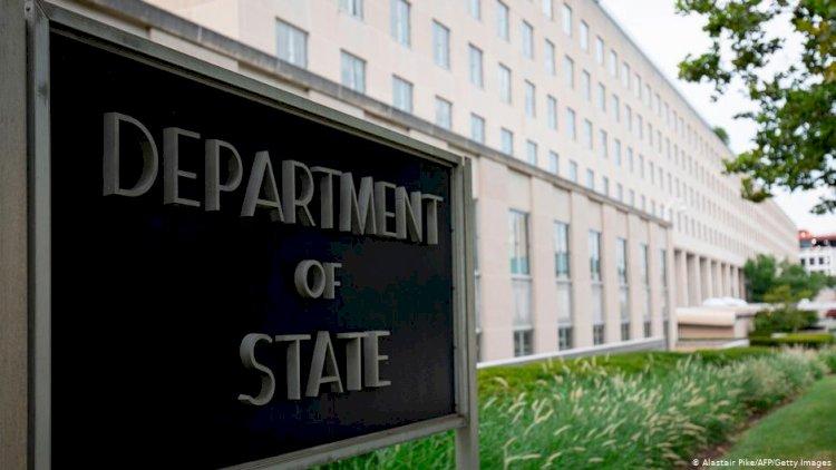 ABD Dışişleri'nden Türkiye raporu