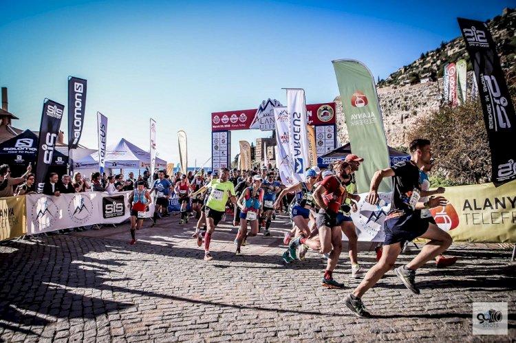 Merrell Alanya Ultra Trail, 24 ülkeden 544 koşucunun katılımıyla yarın başlıyor