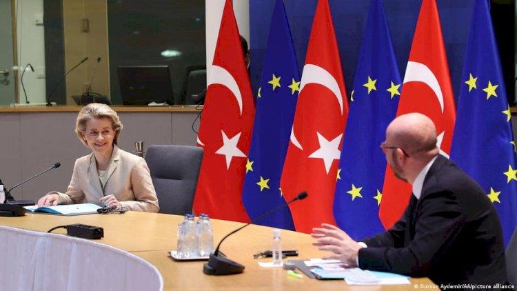 """AB-Türkiye hattında """"şartlı işbirliği"""" sürecinin şifreleri"""