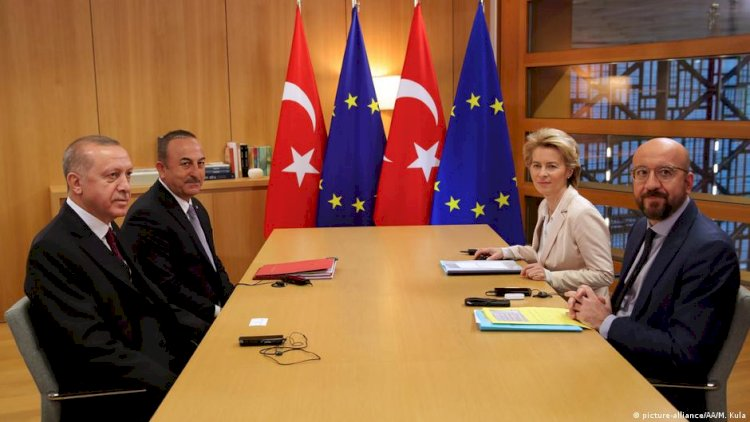 """AB-Türkiye hattında """"şartlı iş birliği"""" sürecinin şifreleri"""