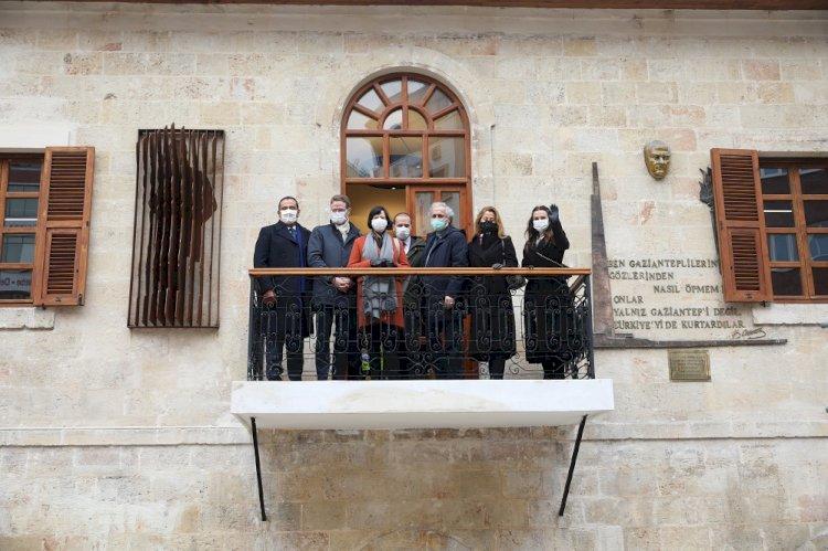 Türk Arkeolojisi için 'merkez' hazır