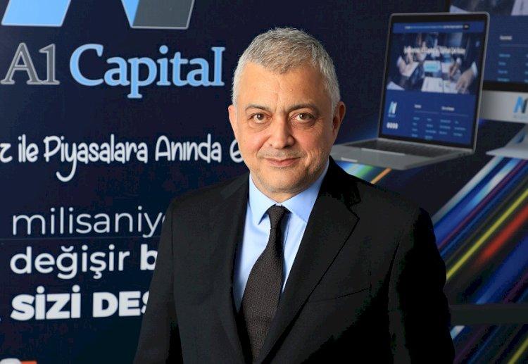 A1 Capital'in yeni genel müdürü Mehmet Selim Tunçbilek oldu