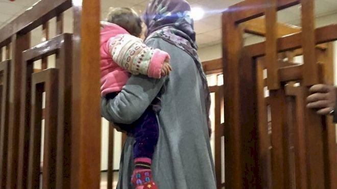 IŞİD bağlantıları nedeniyle '800'e yakın Türkiye kökenli kadın ve çocuk Irak'ta tutuluyor'