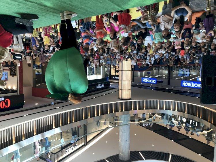 Dostluğun hikayesi Bremen Mızıkacıları Sur Yapı Marka AVM'de