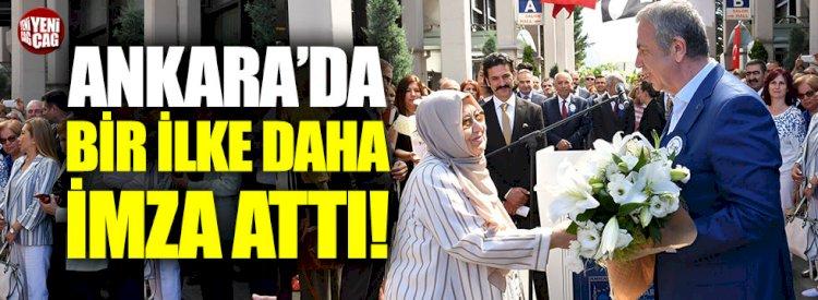 Ankara'da kadınların talepleri anketle belirlenecek
