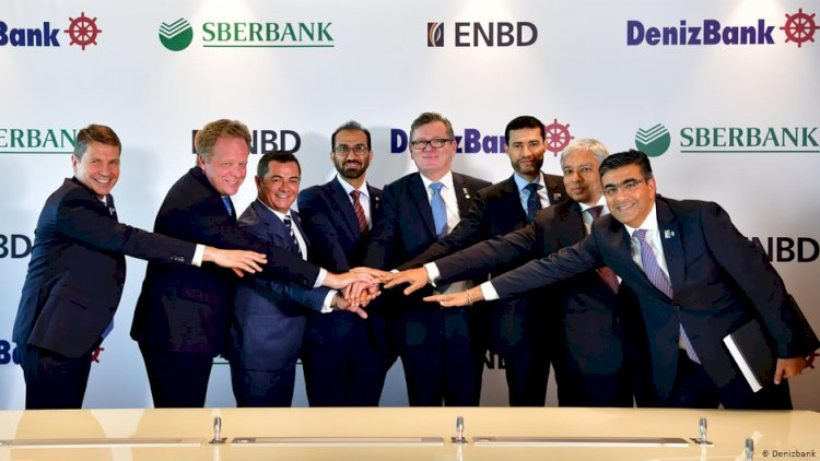 DenizBank Arap sermayeli 12. banka oldu