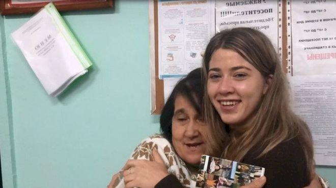 Hollanda Kadın Milli Takımı'nın Tatar futbolcusu Nurija, 20 yıl sonra biyolojik annesine kavuştu