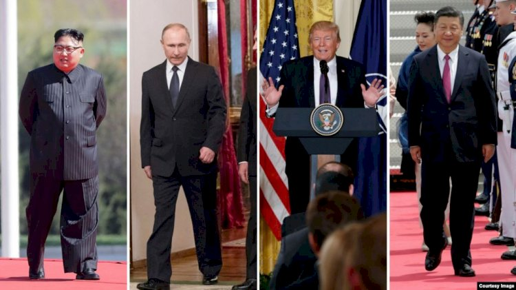 Amerikalılar Trump'ın Aksine Geleneksel Dış Siyasetten Yana