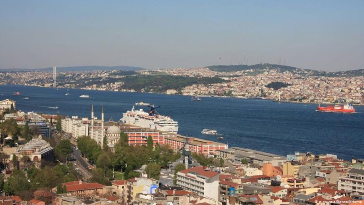 Kanal İstanbul'un riskleri
