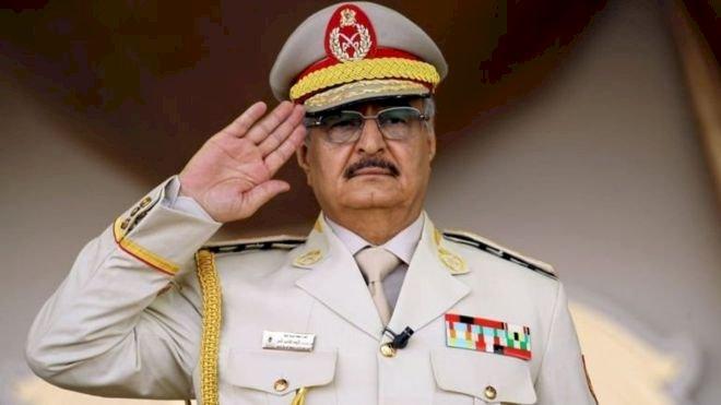 Halife Hafter: Libya'nın başkenti Trablus'u ele geçirmeye çalışan general