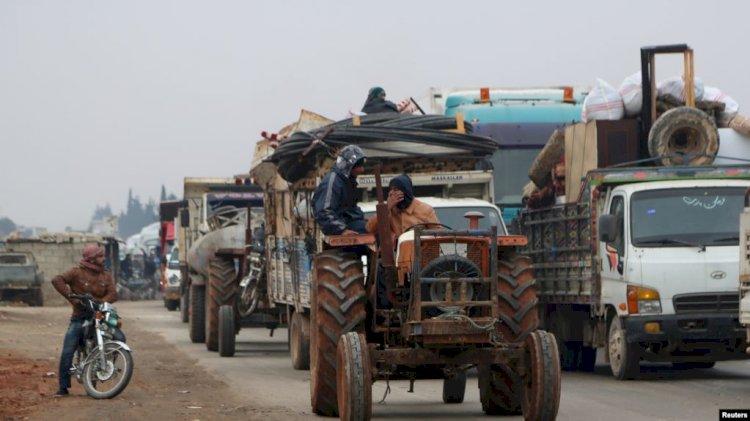 Türkiye'den İdlib'de Ateşkes Açıklaması