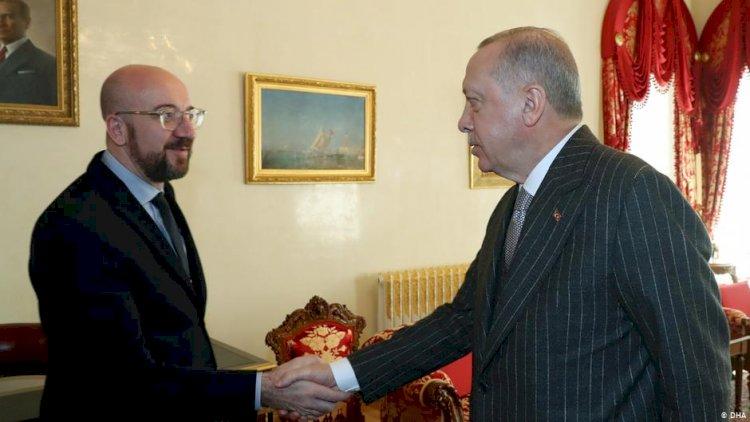 AB Konseyi Başkanı Libya için İstanbul'da