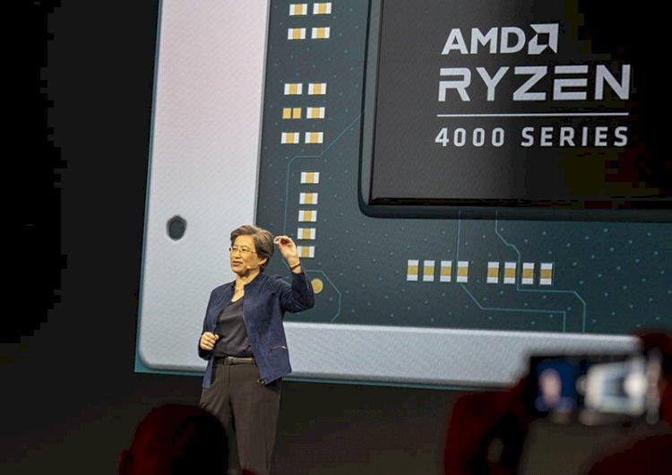 AMD Dünyanın En Yüksek Performanslı Masaüstü ve Ultra İnce Dizüstü İşlemcilerini CES 2020'de Duyurdu