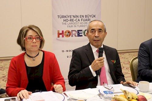Geri Sayım Başladı: 3,5 milyar dolarlık HORECA Sektörü, 15-18 Ocak'ta Antalya'da Buluşuyor…