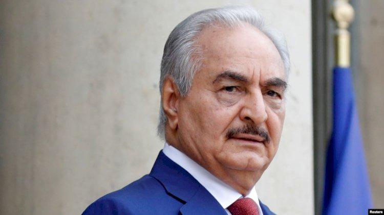 General Hafter Libya'da Ateşkes İçin İmza Atmadı