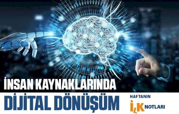 İnsan Kaynaklarında Dijital Dönüşüm