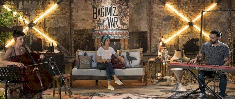 BağımızVar Platformunda 11. Türkü Zeynep Bakşi Karatağ'dan