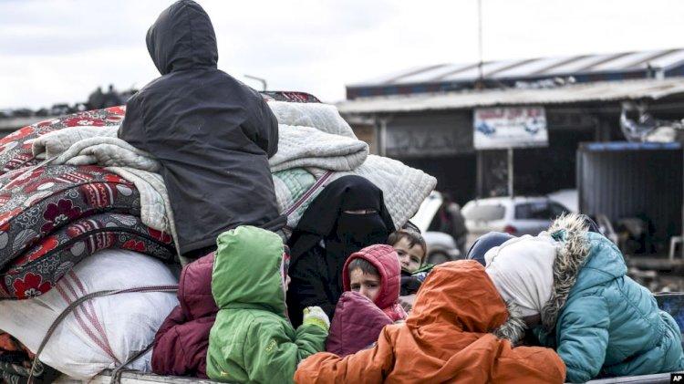 Rusya: 'İdlib'den Türkiye'ye Yüz Binlerce Kişinin Gittiği Doğru Değil'
