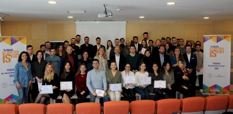 TÜSİAD Bu Gençlikte İŞ Var! Ege Programı'nın 2020 Dönemi yarı finalistleri belli oldu!