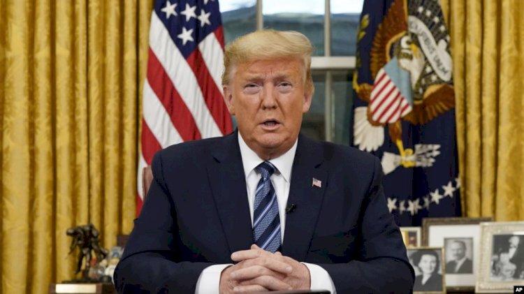 Trump: 'Avrupa'dan ABD'ye Seyahatleri 30 Gün Askıya Alıyoruz'