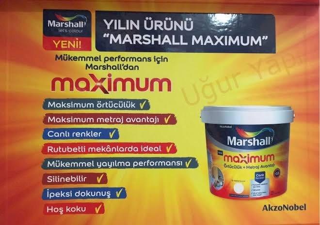 Marshall'dan çocuklara renk önerileri