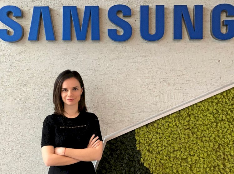 Samsung Electronics Türkiye'nin Kurumsal İletişim ve Pazarlama İletişimi Lideri Sibel Hür oldu