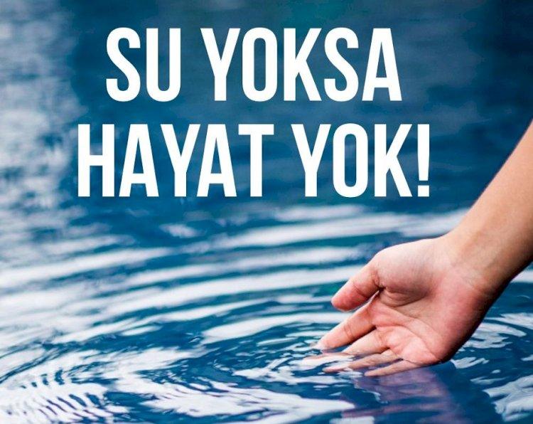 Küresel Salgın Koşulları Hatırlatıyor: Suyun Korunması ve İyi Yönetimi Şart